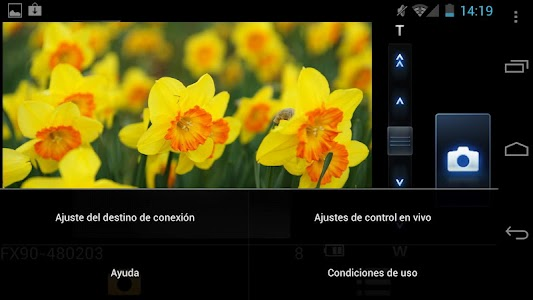 LUMIX remote screenshot 5