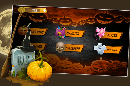 Slots - Halloween Mania