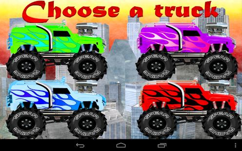 4Wheel Daredevil Monster Truck