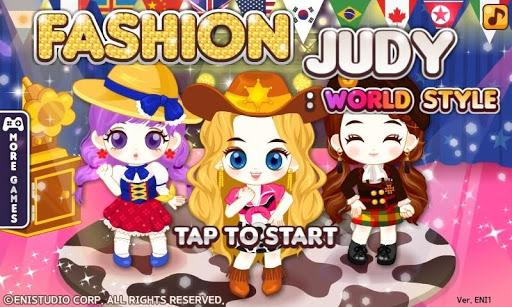 Fashion Judy : World style