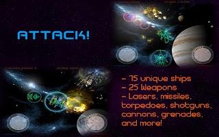 Screenshot of Space Conquest