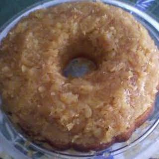 Pineapple Upside-Down Cake III.
