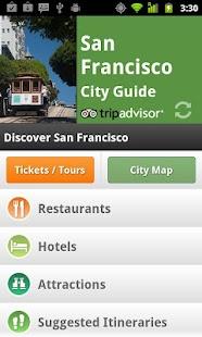 San Francisco City Guide - screenshot thumbnail