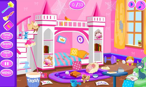 Princess room cleanup 7.0.1 screenshots 8