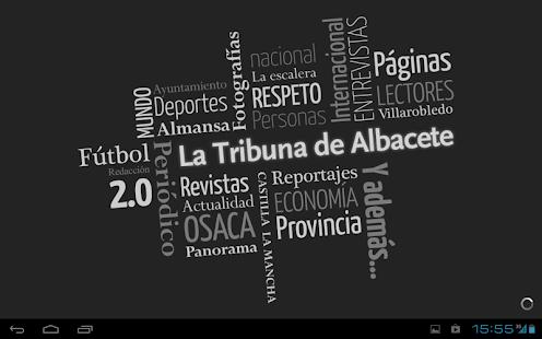 La Tribuna de Albacete - náhled