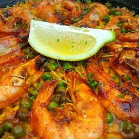 Paella at 7 Portes, Barcelona  by Jo-Ann Tan - Food & Drink Cooking & Baking