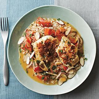 Spanish-Style Cod in Tomato Broth.