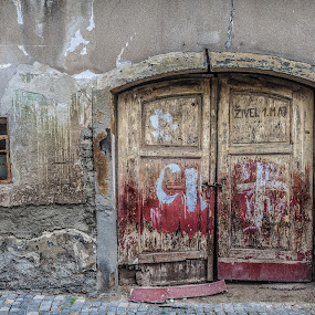 by Andrej Topolovec - Buildings & Architecture Decaying & Abandoned ( old, lost )