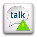 GTalk's super notifier logo
