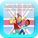 Learn English by Song for Kids icon