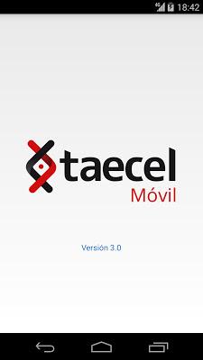 Taecel Movil Multimarca - screenshot