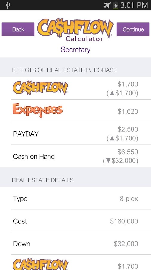 Cashflow Statement Calculator - Android Apps On Google Play