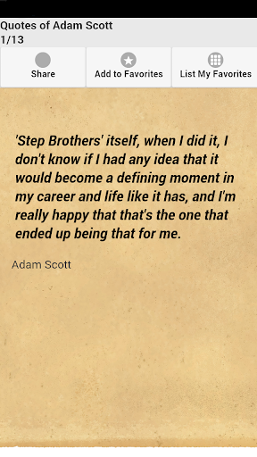 Quotes of Adam Scott