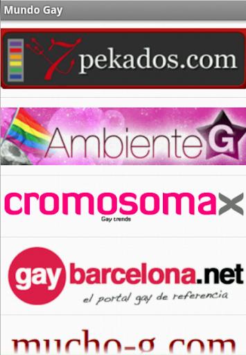 Revistas mundo gay en español