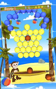 小猴射泡泡 Bubble Shoot