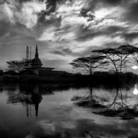 by Sandi Kun - Black & White Landscapes
