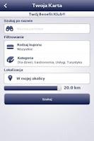 Screenshot of Twoja Karta