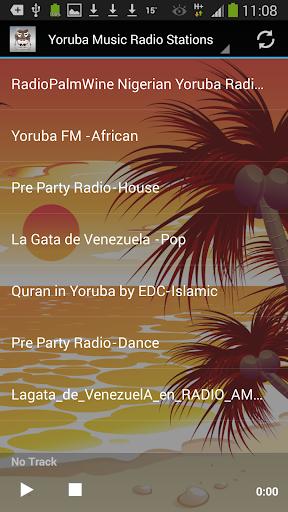 Yoruba Music Radio Stations