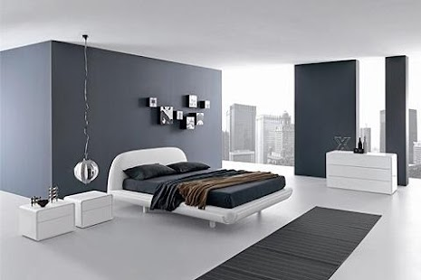 Black White Bedroom Ideas Screenshot Thumbnail