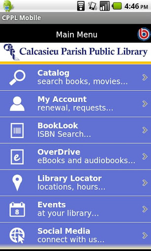 Calcasieu Parish Public Librar