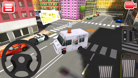 Candy & Ice Cream Truck 1.0.1 screenshot 98731