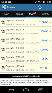 DeposZip Mobile- screenshot thumbnail