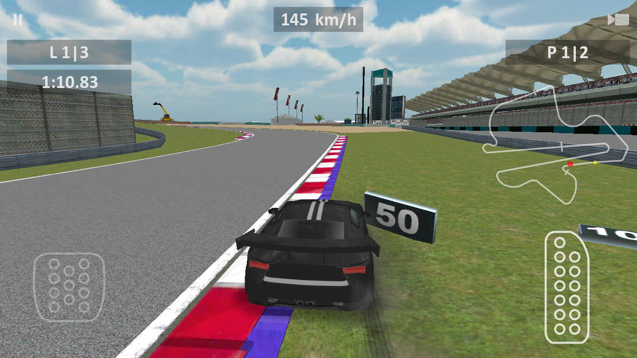 Race Track 3D preview - screenshot
