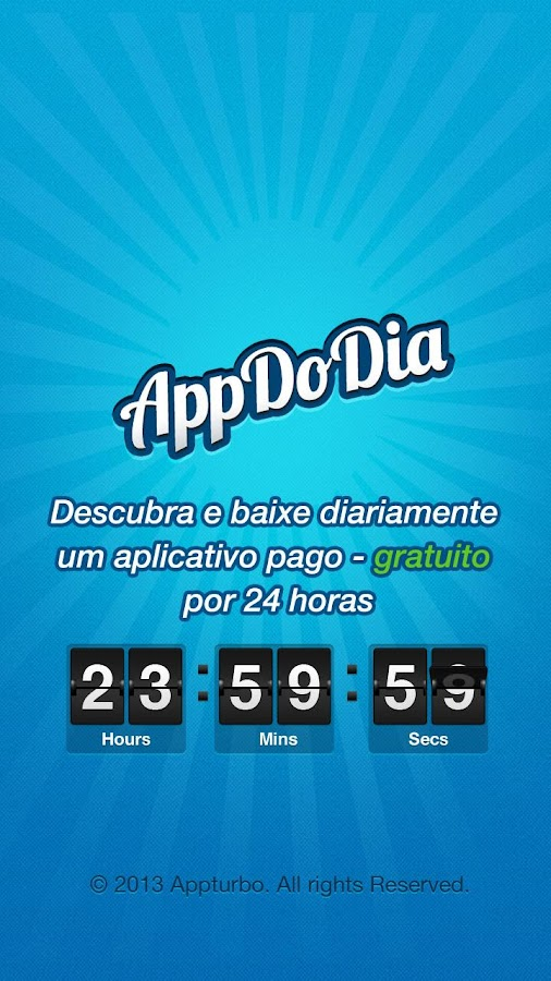 App do Dia - 100% Gratuito - screenshot