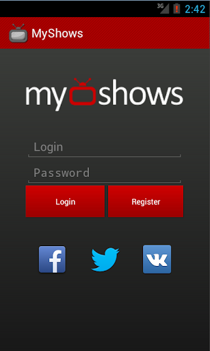 MyShows