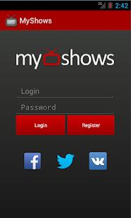 Приложения на Google Play– MyShows