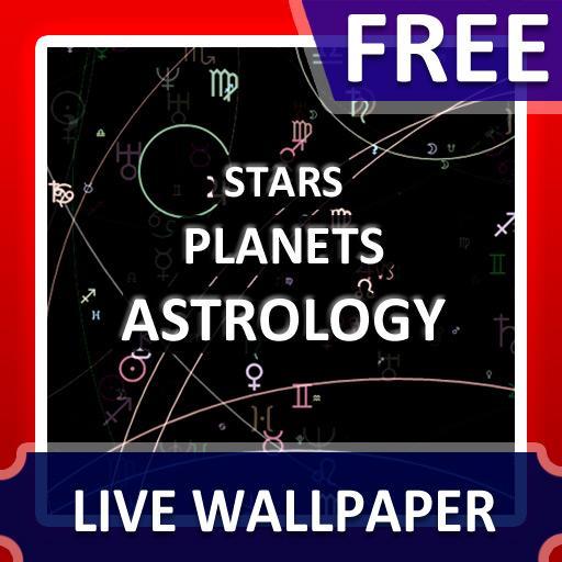 占星術ライブ壁紙 個人化 App LOGO-APP試玩