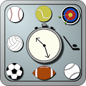 Speed Clock Lite icon