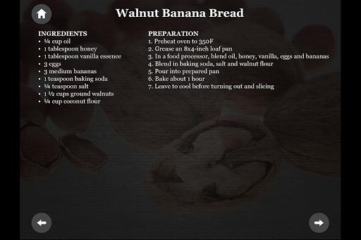 Paleo Diet Nuts recipes