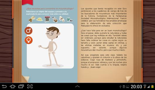 Mounstruario - screenshot thumbnail