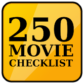 250 Movie Checklist