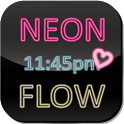 Neon Flow! Live Wallpaper icon