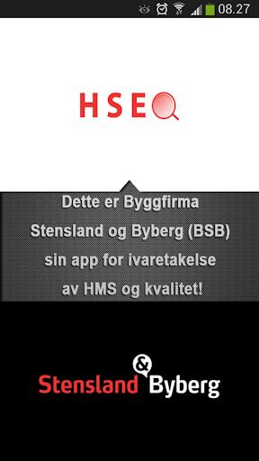BSB HSEQ