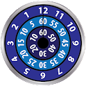 Dial Clock Widget icon