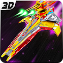 Space Race 3D,Extreme War icon
