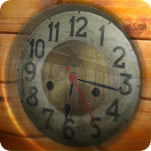 Real 3D Clock Live Wallpaper