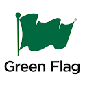Green Flag Rescue Me logo