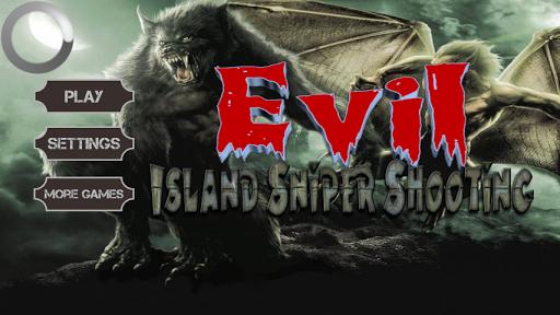 Evil Island Sniper Shooting