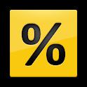 Slevolapka – výhodné slevy logo