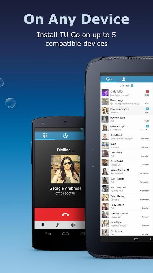 TU Go - screenshot