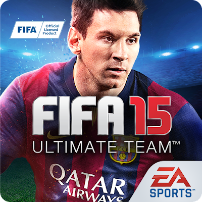 FIFA 15 Ultimate Team v1.2.0 APK + DATA