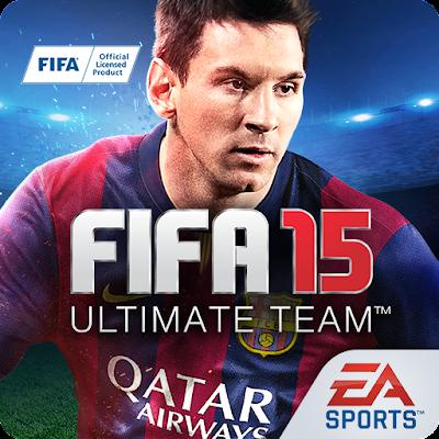 FIFA 15 Ultimate Team v1.2.0 APK + DATA