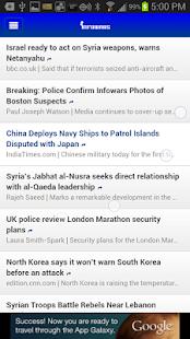 Infowars Reader - screenshot thumbnail