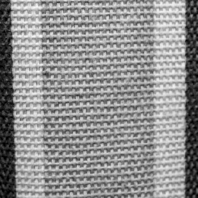 Fabric by Alex Barrow - Black & White Abstract ( black and white, black & white, macro )