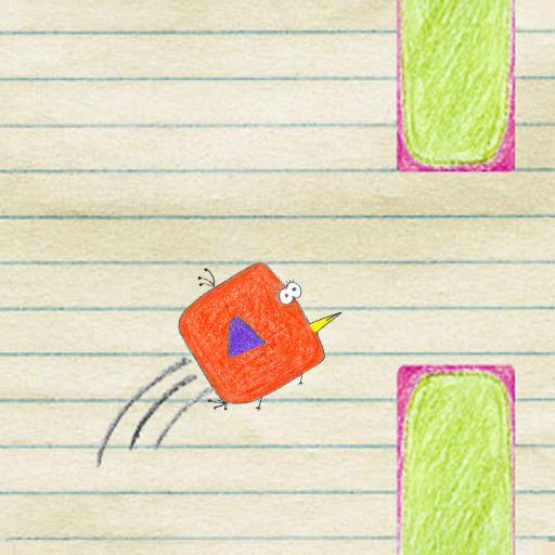 Flappy Doodle Bird LOGO-APP點子
