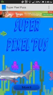 Super Pixel Octopus- screenshot thumbnail